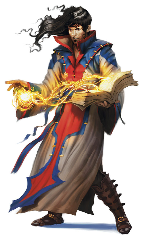 The Illusionist in Dungeons and Dragons - Old School Role