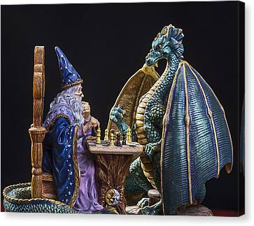 Chess in Dungeons and Dragons - Old School Role Playing