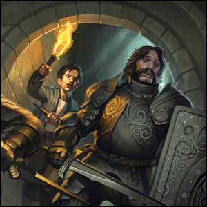 Henchmen and Hirelings in Dungeons and Dragons - Old School Role Playing